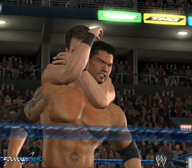 WWE Day of Reckoning 2  Archiv - Screenshots - Bild 13