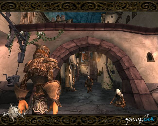 The Chronicles of Spellborn  Archiv - Screenshots - Bild 130