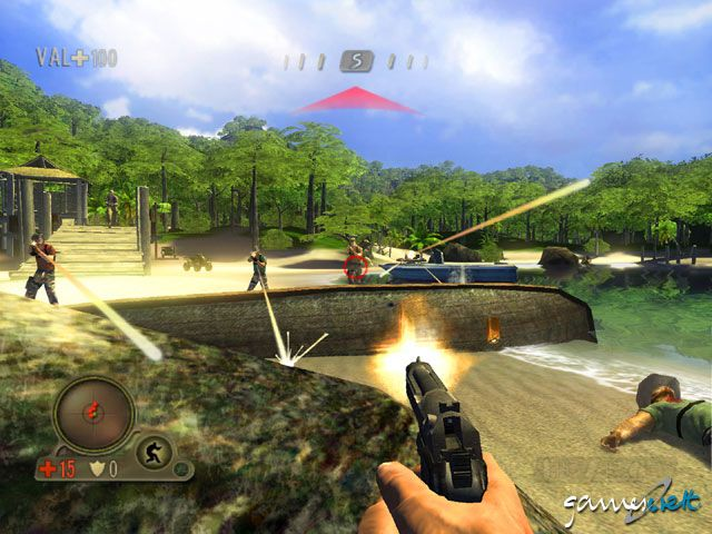 Far Cry Instincts  Archiv - Screenshots - Bild 66