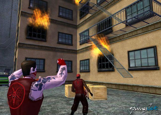 City of Heroes  Archiv - Screenshots - Bild 2