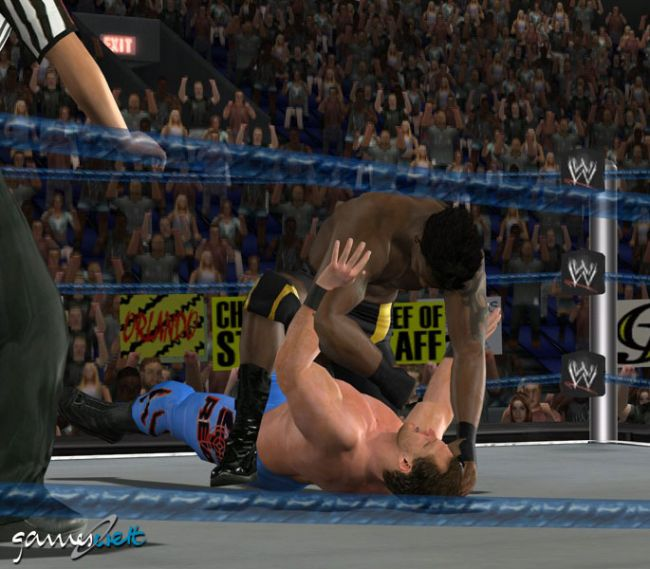 WWE Day of Reckoning 2  Archiv - Screenshots - Bild 16
