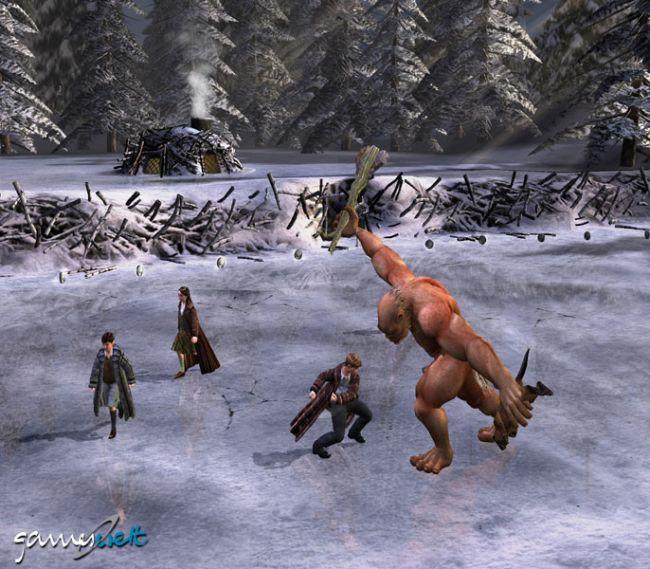 Chroniken von Narnia  Archiv - Screenshots - Bild 2
