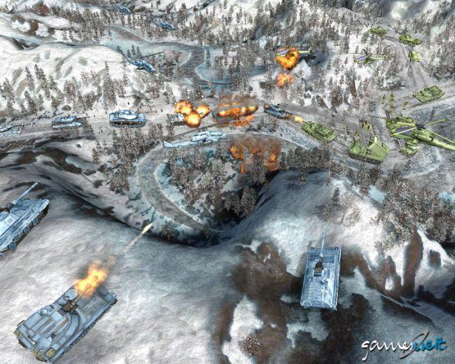 Shattered Union  Archiv - Screenshots - Bild 6