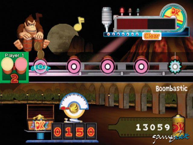 Donkey Konga 2  Archiv - Screenshots - Bild 6
