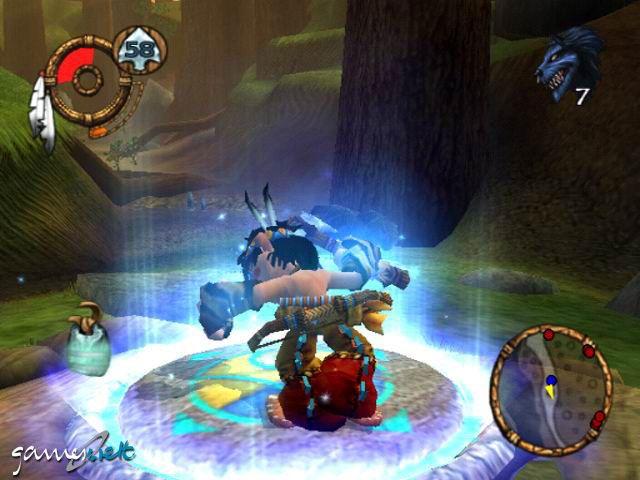 Brave: The Search for Spirit Dancer  Archiv - Screenshots - Bild 4