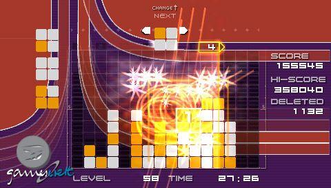 Lumines (PSP)  Archiv - Screenshots - Bild 8
