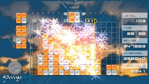 Lumines (PSP)  Archiv - Screenshots - Bild 10