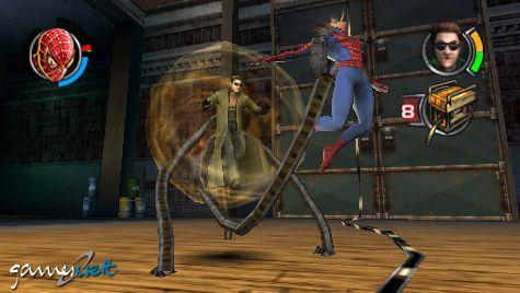 Spider-Man 2 (PSP)  Archiv - Screenshots - Bild 9