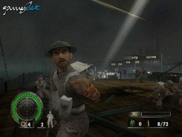Medal of Honor: European Assault  Archiv - Screenshots - Bild 4