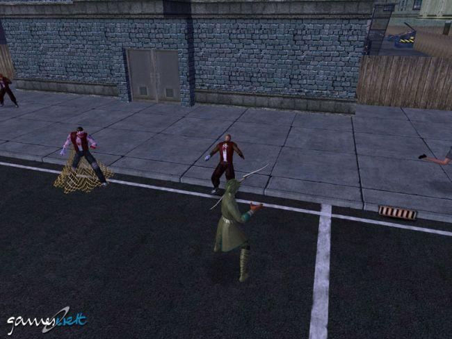 City of Heroes  Archiv - Screenshots - Bild 6