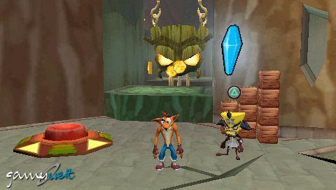 Crash Tag Team Racing (PSP)  Archiv - Screenshots - Bild 6