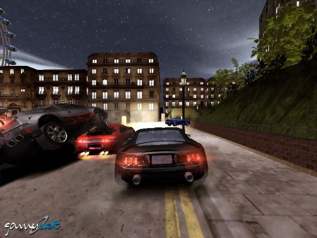 Taxi 3: Extreme Rush  Archiv - Screenshots - Bild 3
