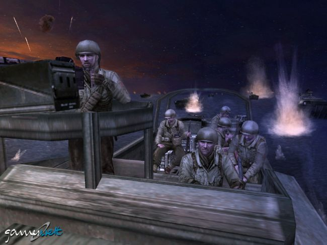 Call of Duty 2: Big Red One  Archiv - Screenshots - Bild 19