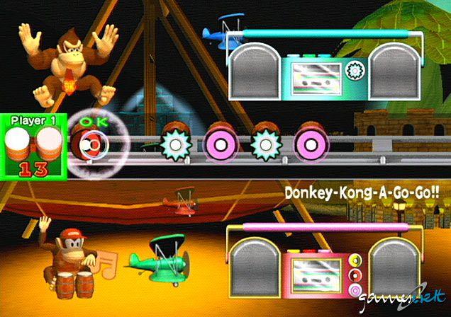 Donkey Konga 2  Archiv - Screenshots - Bild 2