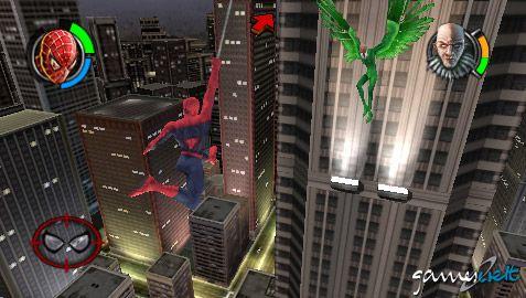 Spider-Man 2 (PSP)  Archiv - Screenshots - Bild 2