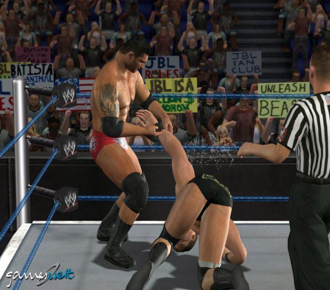 WWE Day of Reckoning 2  Archiv - Screenshots - Bild 15
