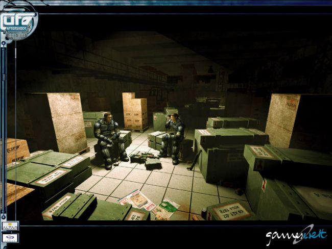 UFO: Aftershock  Archiv - Screenshots - Bild 23