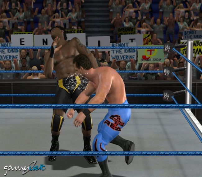 WWE Day of Reckoning 2  Archiv - Screenshots - Bild 24