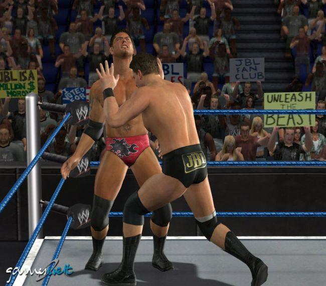 WWE Day of Reckoning 2  Archiv - Screenshots - Bild 17