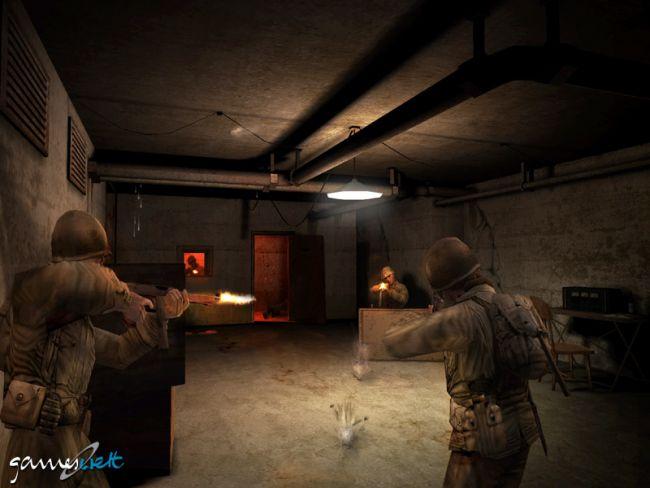 Call of Duty 2: Big Red One  Archiv - Screenshots - Bild 17