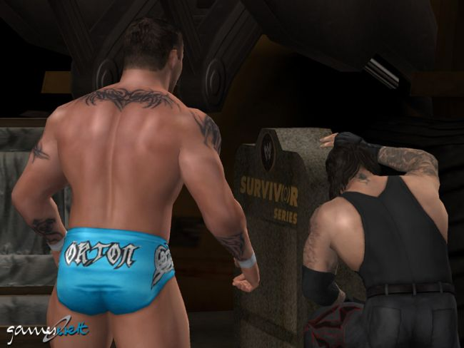 WWE SmackDown! vs. RAW 2006  Archiv - Screenshots - Bild 19