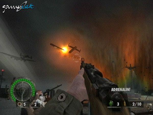 Medal of Honor: European Assault  Archiv - Screenshots - Bild 3