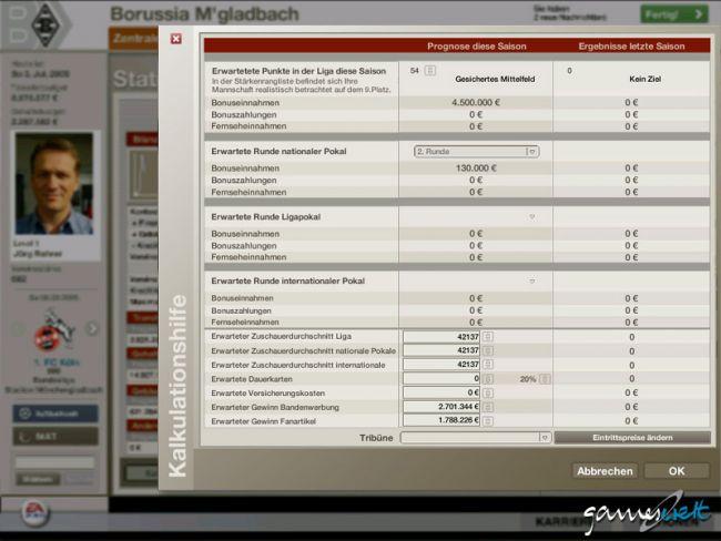 Fussball Manager 06  Archiv - Screenshots - Bild 21