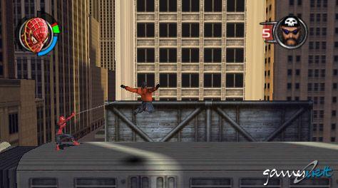 Spider-Man 2 (PSP)  Archiv - Screenshots - Bild 8