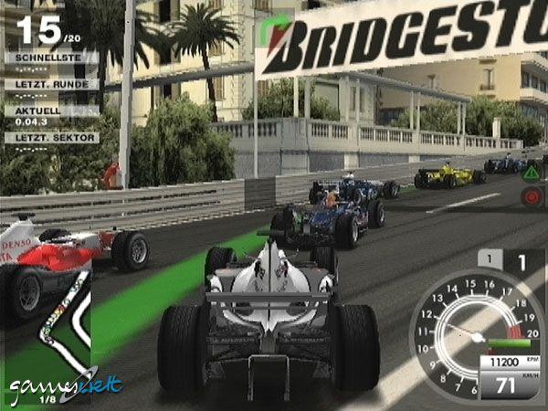 Formel Eins 2005  Archiv - Screenshots - Bild 2