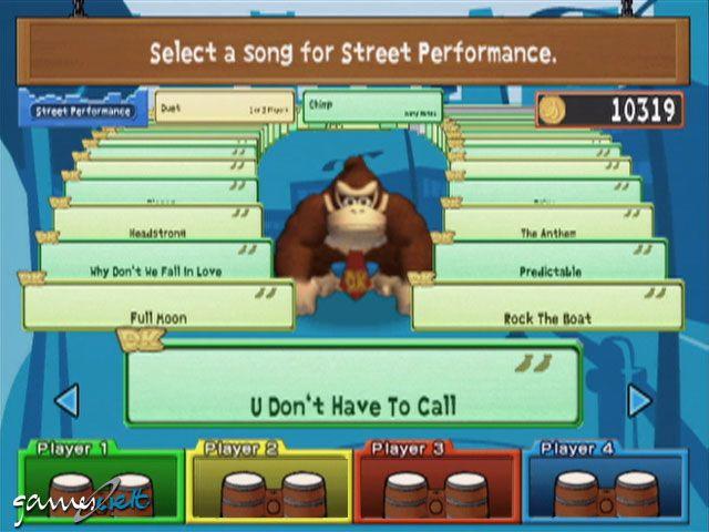 Donkey Konga 2  Archiv - Screenshots - Bild 7