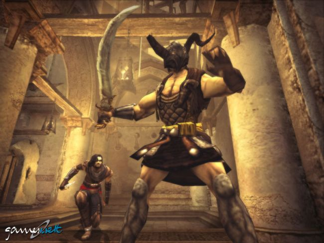 Prince of Persia: The Two Thrones  Archiv - Screenshots - Bild 54