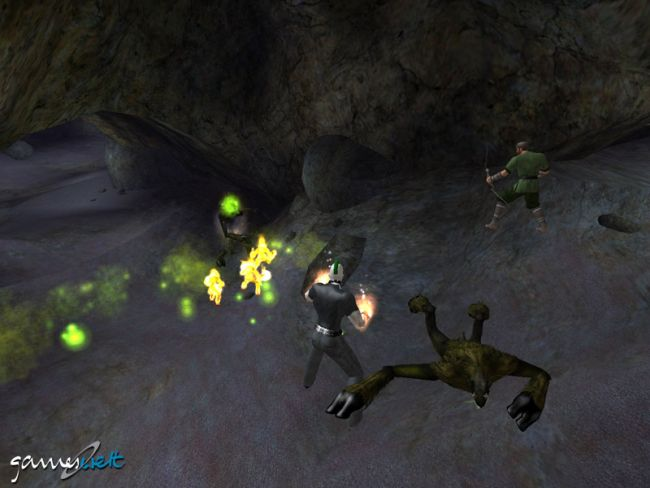City of Heroes  Archiv - Screenshots - Bild 25