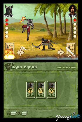 Battles of Prince of Persia (DS)  Archiv - Screenshots - Bild 16