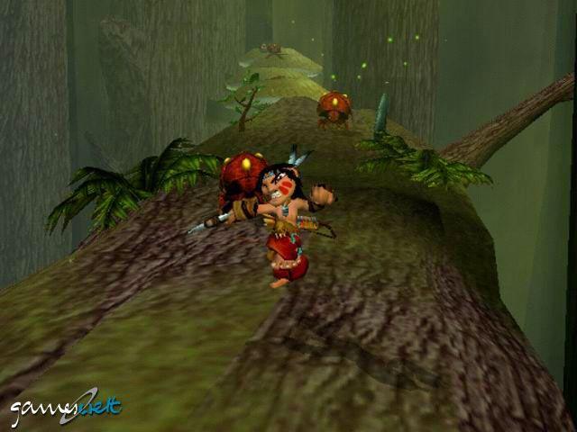 Brave: The Search for Spirit Dancer  Archiv - Screenshots - Bild 3