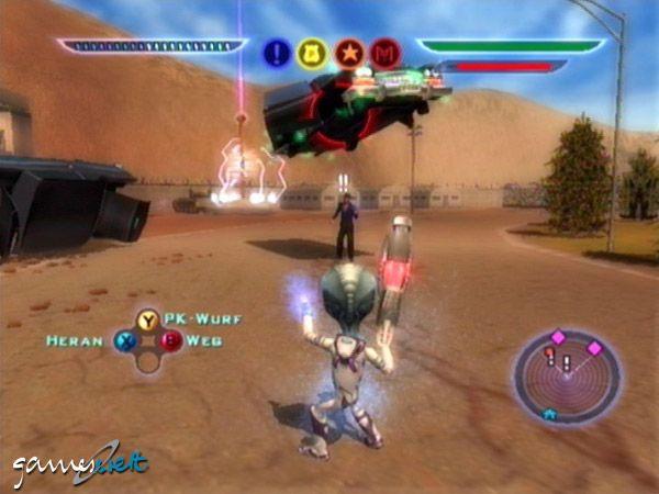 Destroy All Humans!  Archiv - Screenshots - Bild 2