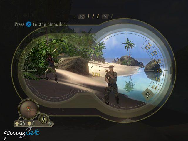 Far Cry Instincts  Archiv - Screenshots - Bild 84