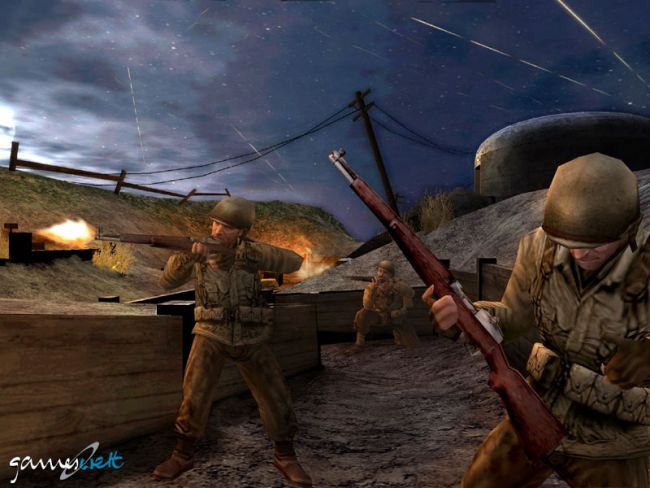 Call of Duty 2: Big Red One  Archiv - Screenshots - Bild 16