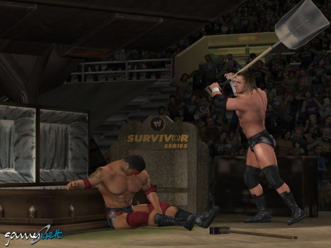 WWE SmackDown! vs. RAW 2006  Archiv - Screenshots - Bild 14