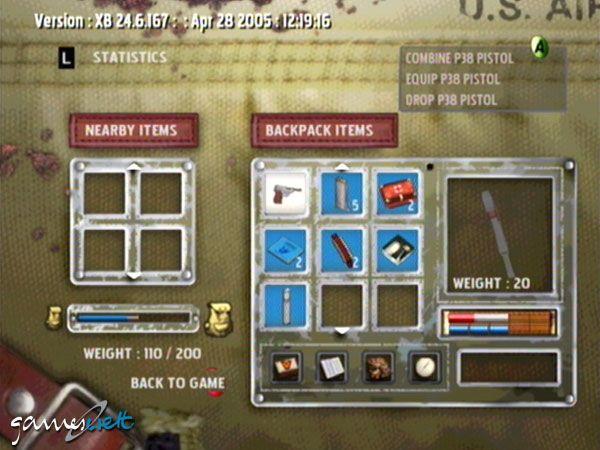 Pilot Down: Behind Enemy Lines  Archiv - Screenshots - Bild 4