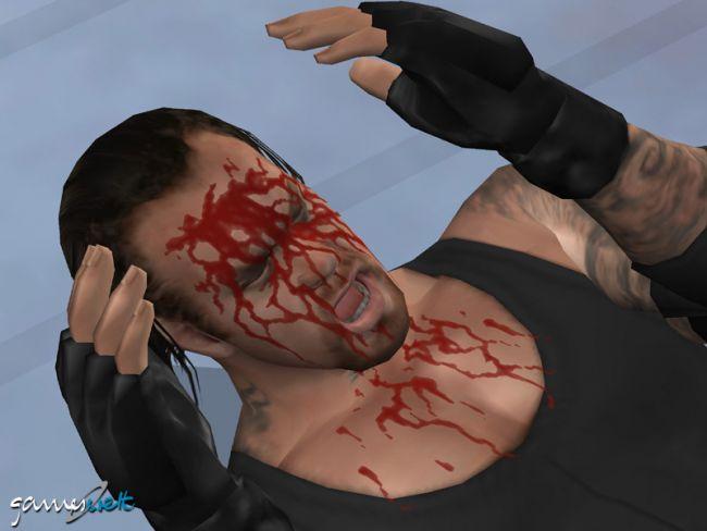 WWE SmackDown! vs. RAW 2006  Archiv - Screenshots - Bild 22