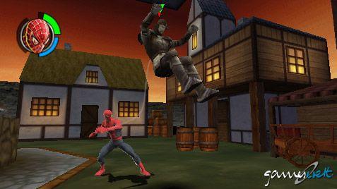 Spider-Man 2 (PSP)  Archiv - Screenshots - Bild 16