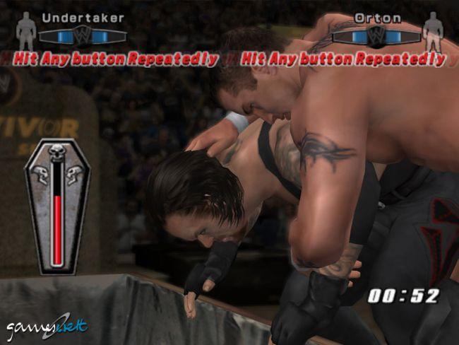 WWE SmackDown! vs. RAW 2006  Archiv - Screenshots - Bild 21