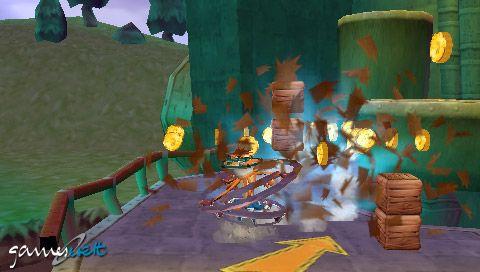 Crash Tag Team Racing (PSP)  Archiv - Screenshots - Bild 5