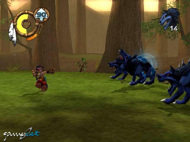 Brave: The Search for Spirit Dancer  Archiv - Screenshots - Bild 7