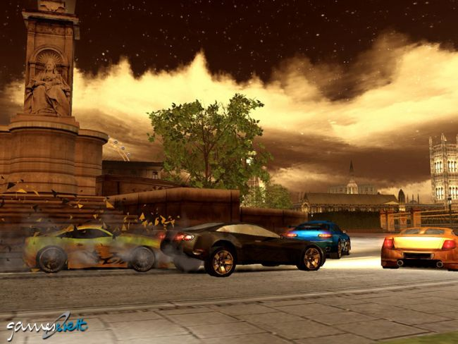 Taxi 3: Extreme Rush  Archiv - Screenshots - Bild 6
