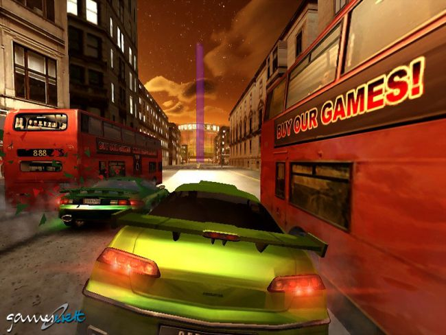 Taxi 3: Extreme Rush  Archiv - Screenshots - Bild 2