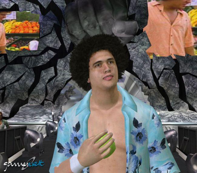 WWE Day of Reckoning 2  Archiv - Screenshots - Bild 8