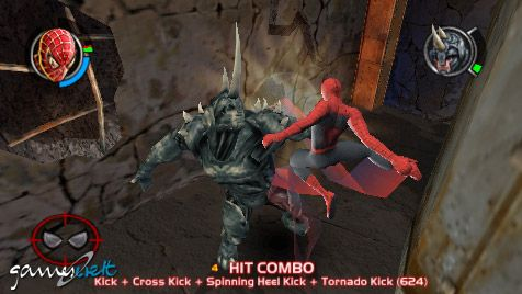 Spider-Man 2 (PSP)  Archiv - Screenshots - Bild 4