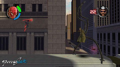 Spider-Man 2 (PSP)  Archiv - Screenshots - Bild 6