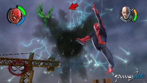 Spider-Man 2 (PSP)  Archiv - Screenshots - Bild 3